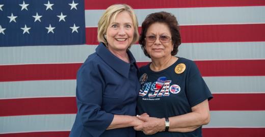 Eva & Hillary