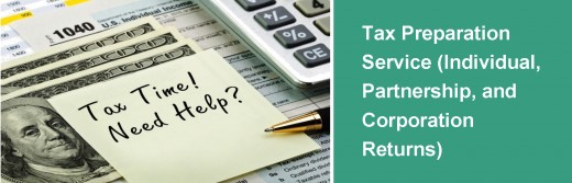 Tax Filing with Community CPA (Davenport)