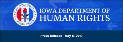 Iowa Department of Human Rights Logo