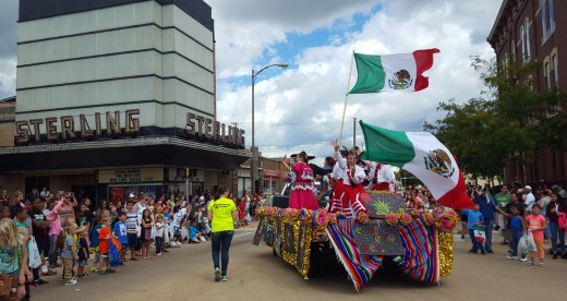 Fiesta Day Parade 1