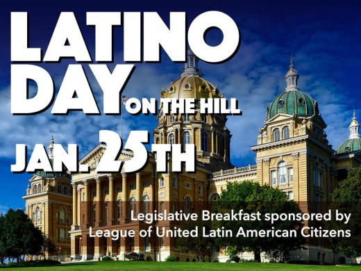 Latino Day on the Hill 2018